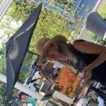 Stephanie Schlatter Plein Air Artist