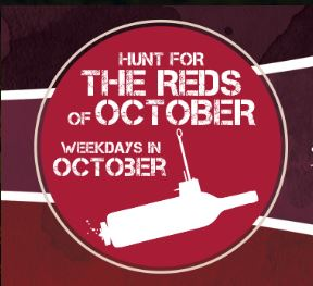 Hunt for the Reds of October