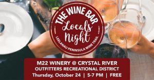 Locals Night at M22 Winery