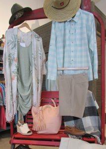 Summer Clothing at Coastal