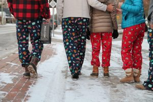 PJ Party in Glen Arbor