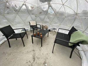 M22 Wine Patio Igloo
