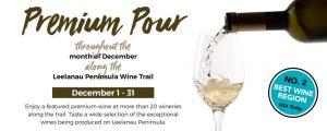 Premium Pour Wine Tasting Event